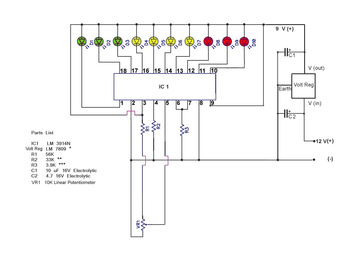 Since Flying Linear Potentiometer Wiring Diagram Power Circuit